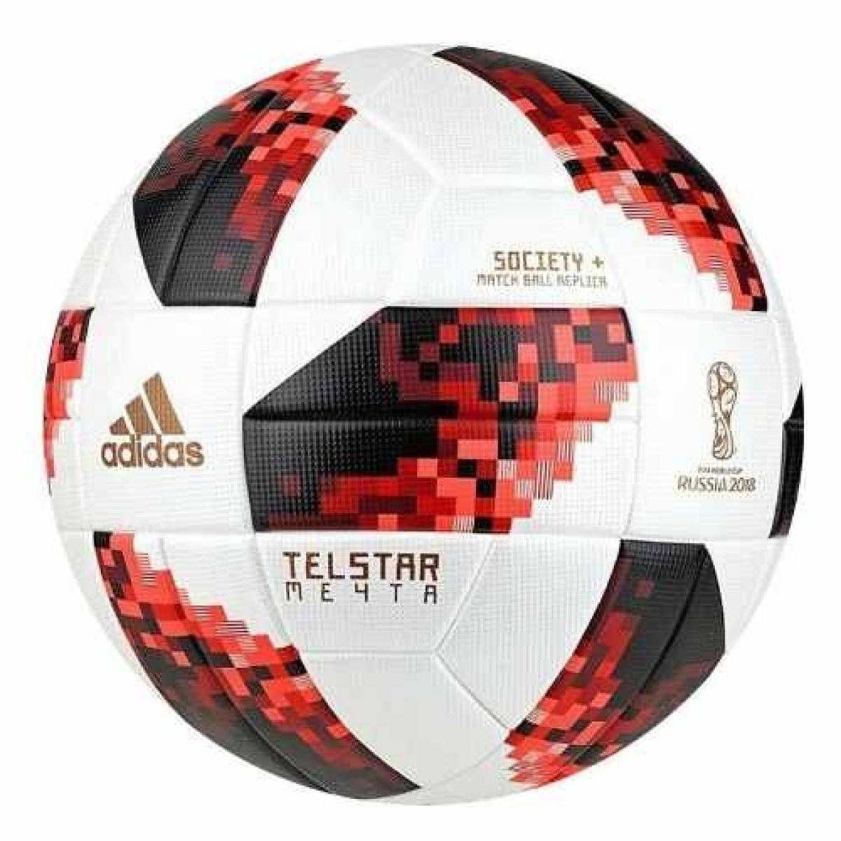 Bola adidas Top Copa Do Mundo 18 Mata Mata Society 342880e51c6d3