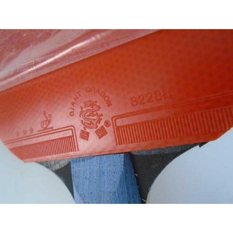 ff30bfcbb Butterfly Bol +raquete Tenis Mesa G Dragon + 2bol+ Chaveiro. PrevNext