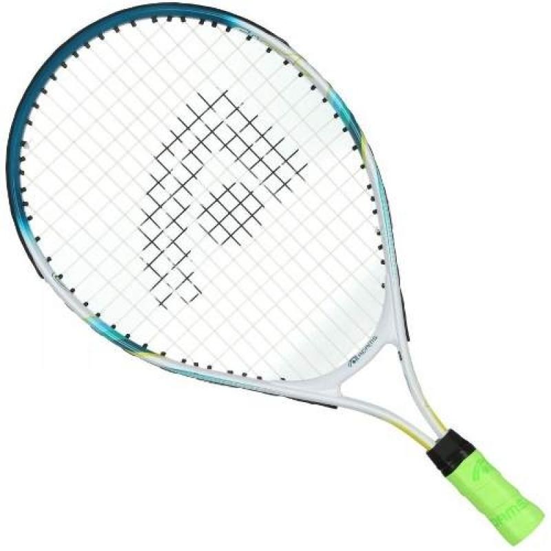 8161f8879 Raquete De Tênis Adams Star 19 - Infantil - Branco verde Cla