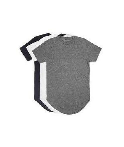 47e414d0be Kit C 3 Un Camisas Blusas Masculinas Longline Oversize Swag