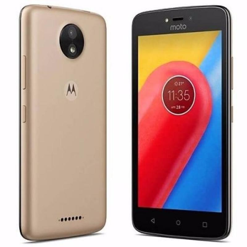 >Celular Motorola Moto C 16gb 4g 2 Chips Original = G5 G6 G4