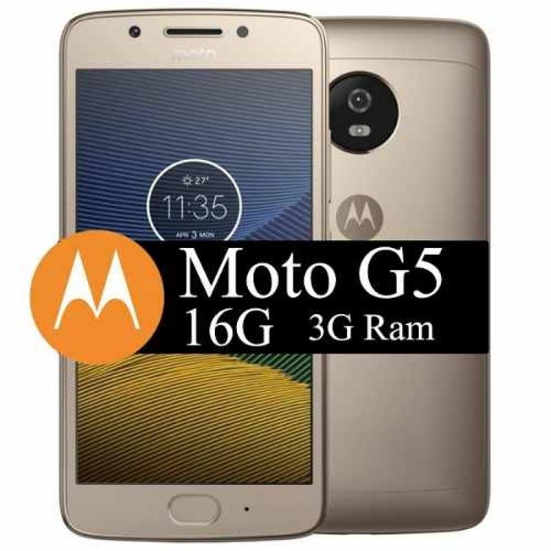 >Celular Motorola Moto G5 16gb 4g - Android 7.0  Top E Lindo!