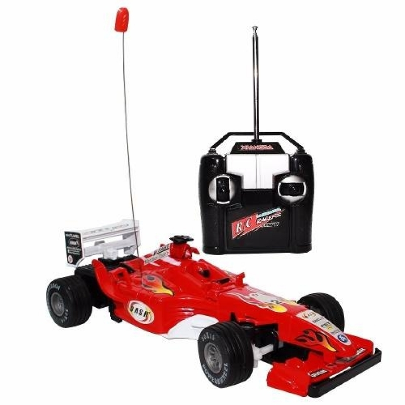 >Carrinho Carro Formula 1 F1 Controle Remoto 1:24 Corrida F 1