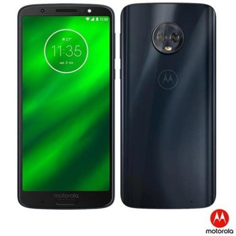 3db9b515c Celular Moto G6 Plus Índigo Motorola T 5