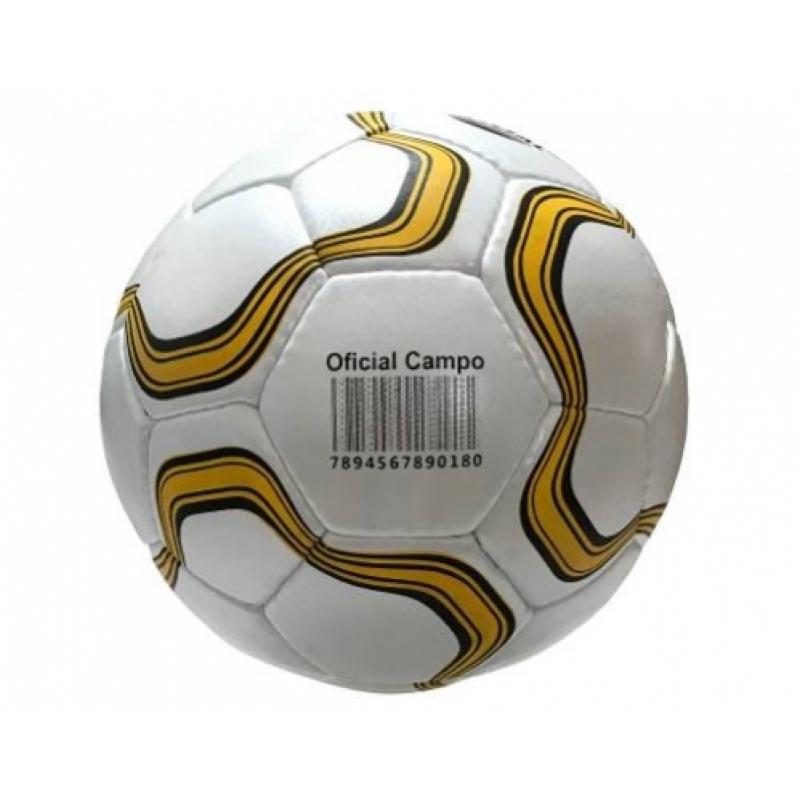 >Bola De Campo Oficial Costurada Misaki Futebol Adulto