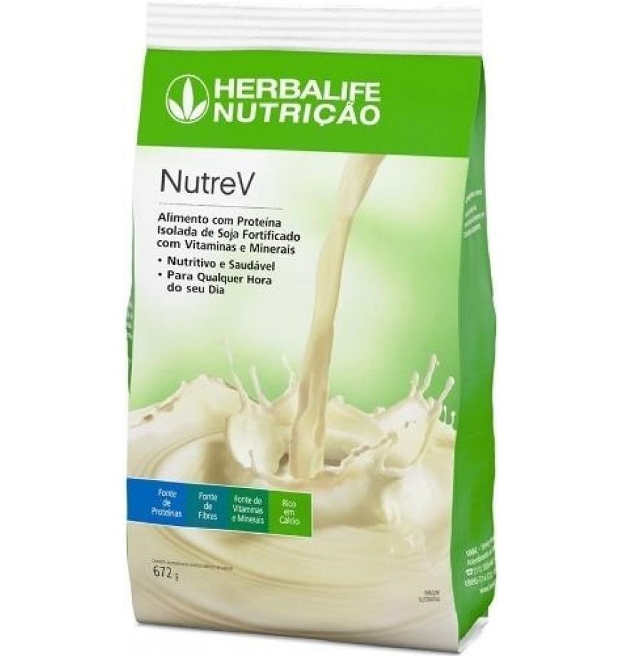 Nutrev Herbalife - Substi...