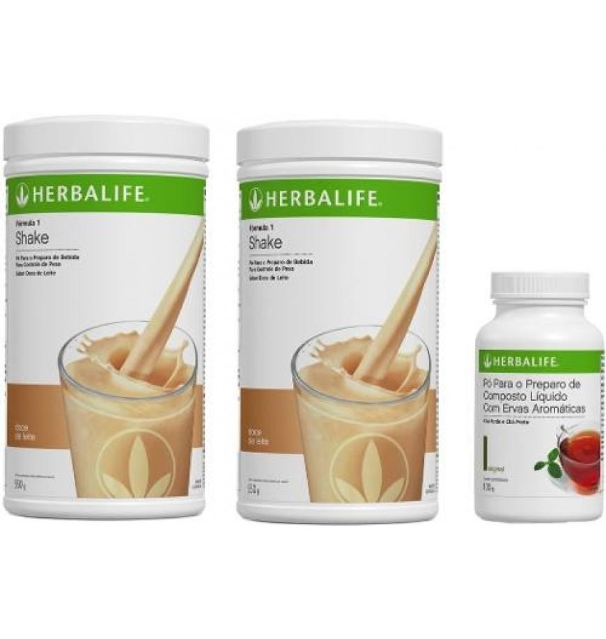 Kit Herbalife 02 Shakes 5...