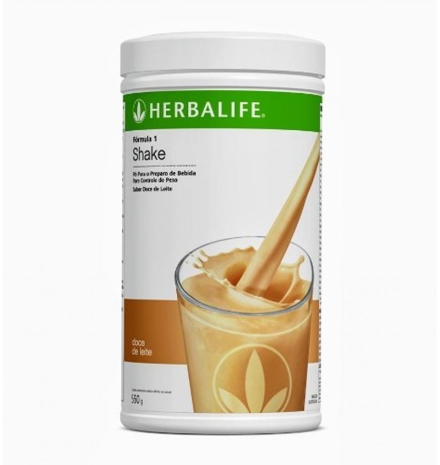 Shake Herbalife Doce De L...
