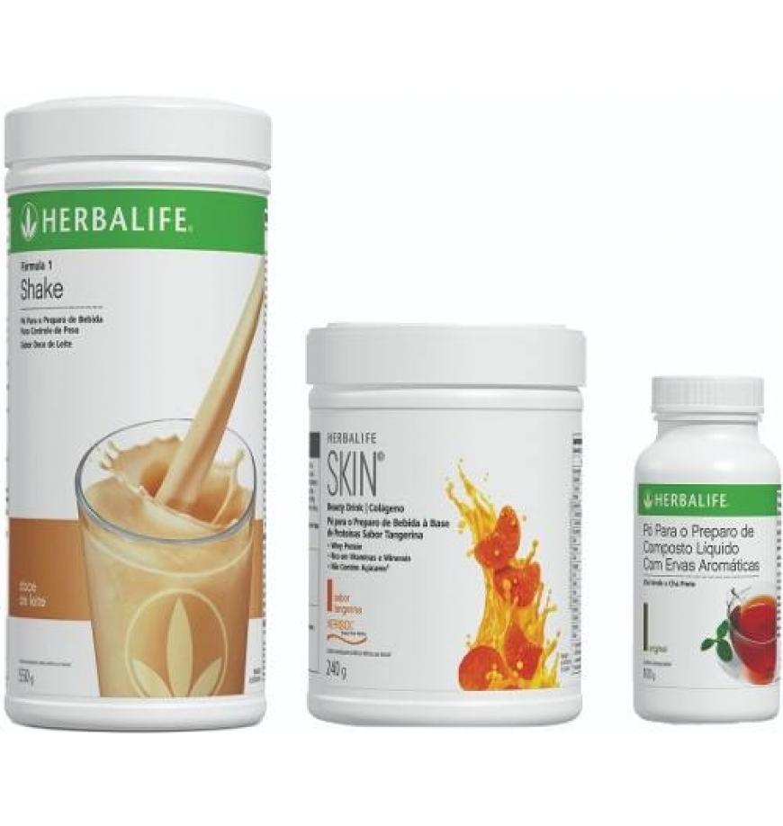Kit Herbalife Shake + Cha...
