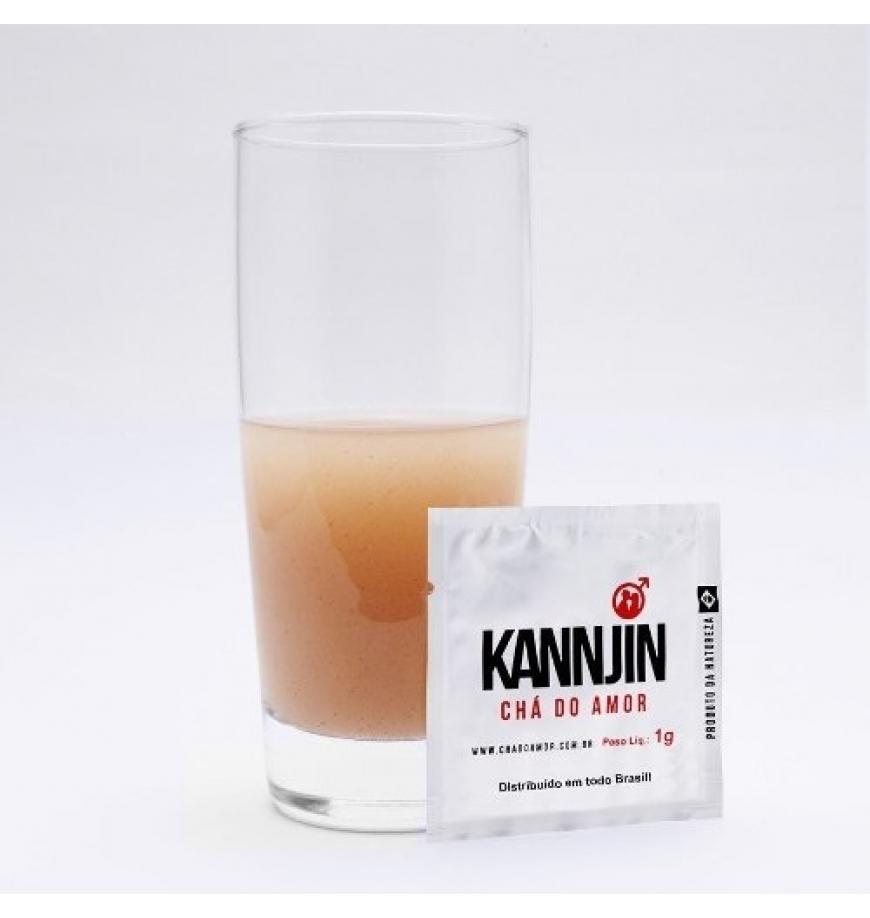 Chá Do Amor Kannjin 5 Un...